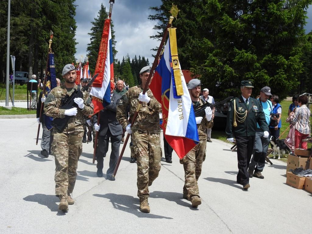 33. Spominski veteranski pohod na Triglav
