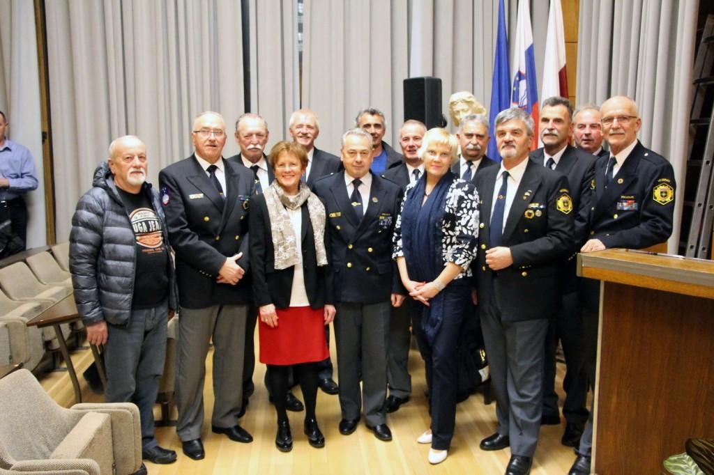 Volilni občni zbor PVD Sever Gorenjska 2019
